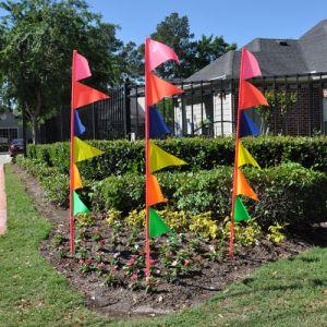 Pennant Flag-Multicolor