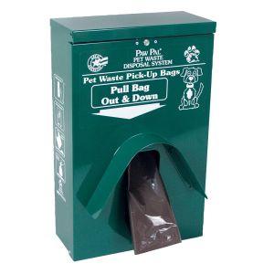 Metal Pet Waste Bag Dispenser Boxes - Paw Pal