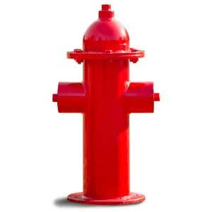 Dog Park Products - Fire Hydrant