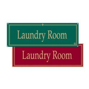 Laundry Room Signs -