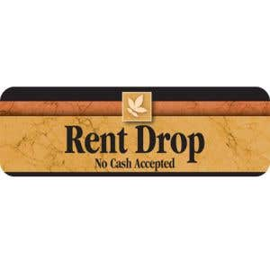 Rent Drop Interior Sign Sedona Design
