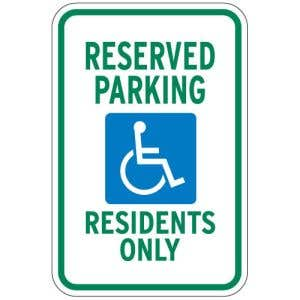 Comply with ADA laws by posting these signs!