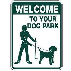 Designate your property's dog park!