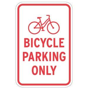 Parking Signs -