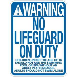 Pool Sign -