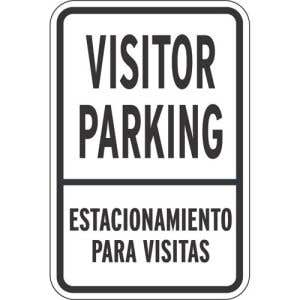 Make parking easy for visitors!