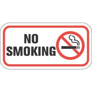 No Smoking Signs -
