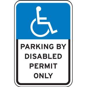 Handicap Parking Signs - Florida