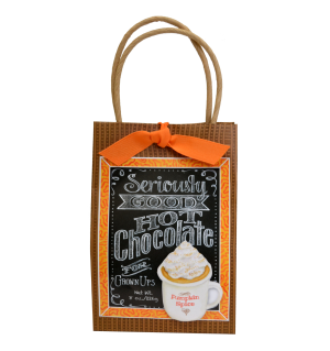 SOLD OUT - Pumpkin Spice Hot Chocolate Mix