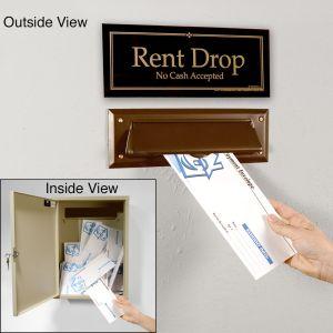 Large Rent Drop Box Kit