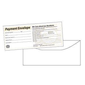Rent Payment Envelopes