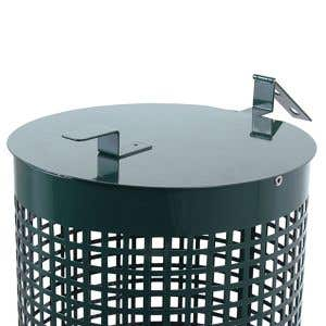 22 Gallon Steel Trash Can Lids