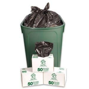 For 10 Gallon Plastic Trash Receptacles