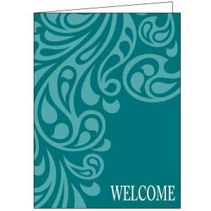 Welcome folders look professional!