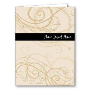 Welcome Folder - Home Sweet Home Swirl