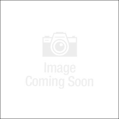 Acrylic Key Tag - Black and Tan Scroll