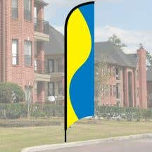Mark your property with 15' flags!