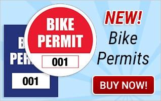 NEW Bike Permits!