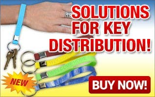 Solution For Key Distribution