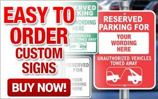Easy To Order Custom Signs