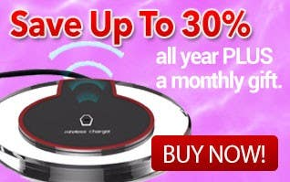 VIP Savings 30% off all year + Free Gifts