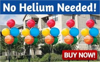 No Helium Needed