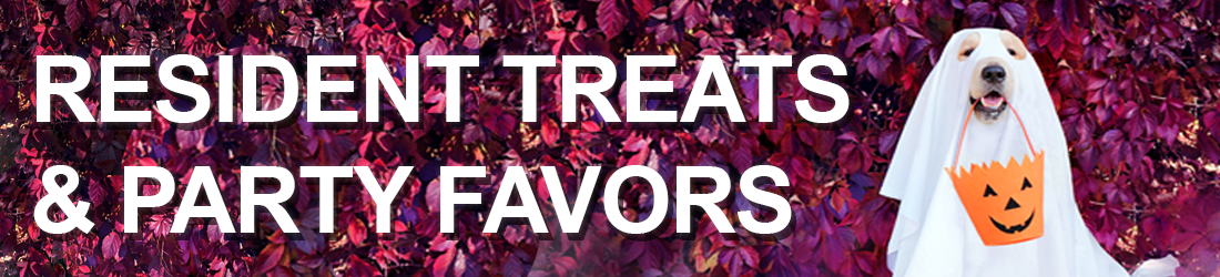 Great American - Resident Treats and Party Favors